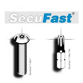 Køb Jeres SecuFast skikkerhedsskruer hos Præstmark A/S