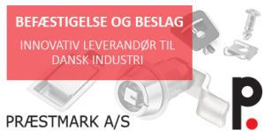 Præstmark A/S Innovativ leverandør til dansk industri